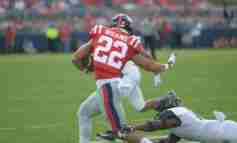 Jordan Wilkins sparks Rebels' ground game against Vanderbilt