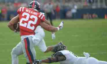 Jordan Wilkins sparks Rebels' ground game against Vanderbilt