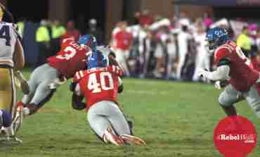 Ole Miss defense looks to step up against the Razorbacks