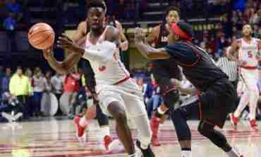 Ole Miss opens up 2017 season with 94-76 win over Louisiana-Lafayette