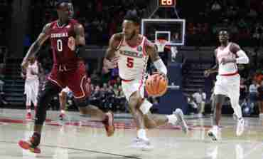 Ole Miss opens SEC play with win over South Carolina