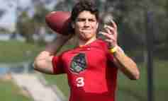 Ole Miss lands 4-star Army All-American QB Matt Corral