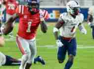 Ole Miss wide receiver A.J. Brown named AP All-American
