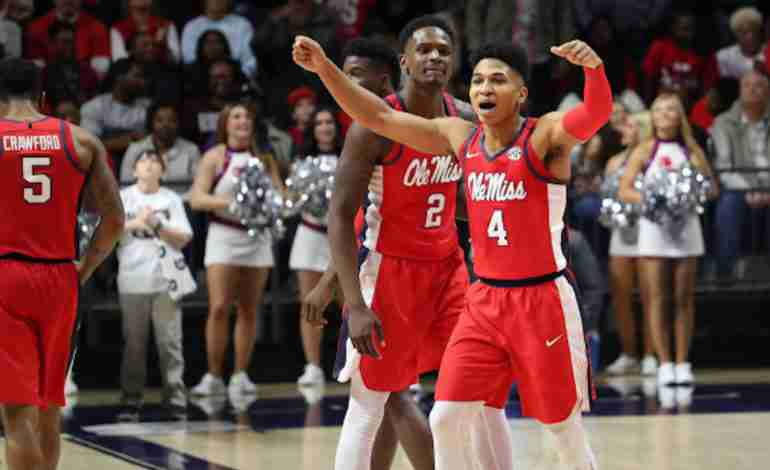 Rebels rally late in second half to topple Bulldogs in SEC's most-played rivalry
