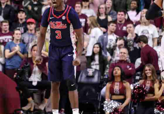Former Ole Miss Star Terence Davis Named to NBA All-Rookie Team