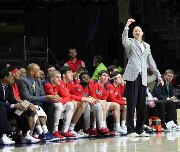Rebels prepare to face Arkansas in first of Kennedy's final six regular-season games as head coach