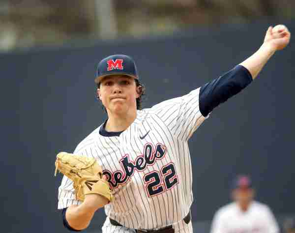 No. 9 Ole Miss takes first game against Tulane, 5-4