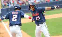 No. 9 Ole Miss remains undefeated after 9-1 win that clinches series over Tulane