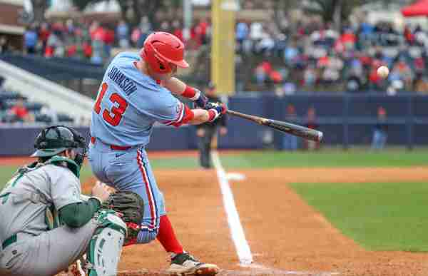Wild pitch costs Racers at Ole Miss