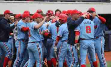 No. 9 Ole Miss sweeps Tulane in weekend series, wins game three 6-3