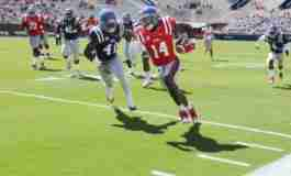 Rebels begin spring practice February 27, culminate with Grove Bowl on April 7