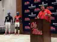 Rebels begin spring football practice, look to fill crucial spots at linebacker and running back