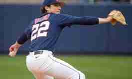 Rolison shines in Rebels' 7-3 win over Winthrop in season-opener