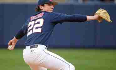 Rolison shines in Rebels' 7-3 win over Winthrop in season-opener
