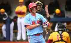 No. 9 Ole Miss completes sweep against Winthrop with 3-1 win