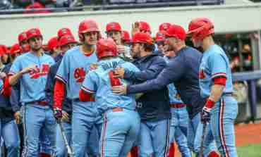 No. 6 Ole Miss opens SEC play with home series against Vols