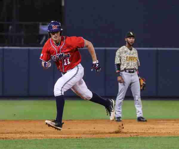Ole Miss survives to win series