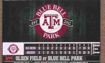 Weekend Wrap-Up: No. 5 Ole Miss takes SEC road series victory over No. 11 Aggies