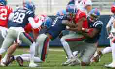 Ole Miss defense shows improvement in key areas in spring camp