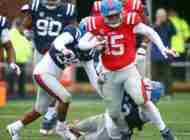 Tight end Octavious Cooley impresses Ole Miss coaches this spring, wins Eli Manning Award
