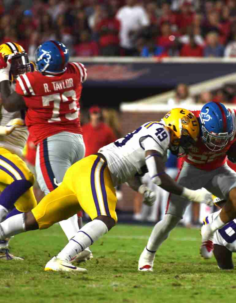 Ole Miss' Rod Taylor brings versatility and depth to Bengals' offensive line