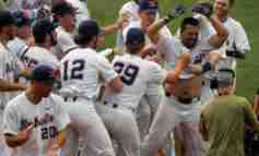 No. 4 Rebels Rally with Walk-Off Win over No. 8 Georgia in SEC tournament