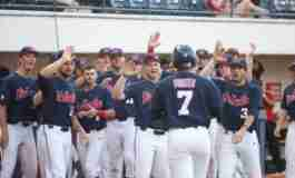 Ole Miss takes care of business in game one of Auburn series
