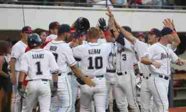Ole Miss clinches series over Auburn with dominating 8-3 win in game two