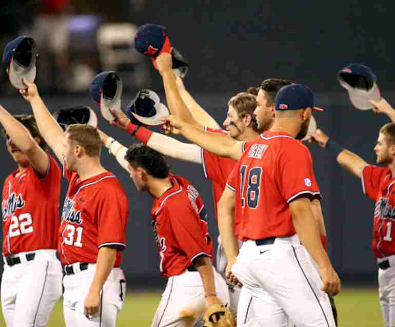 Ole Miss survives Tennessee Tech, moves on to Championship Monday