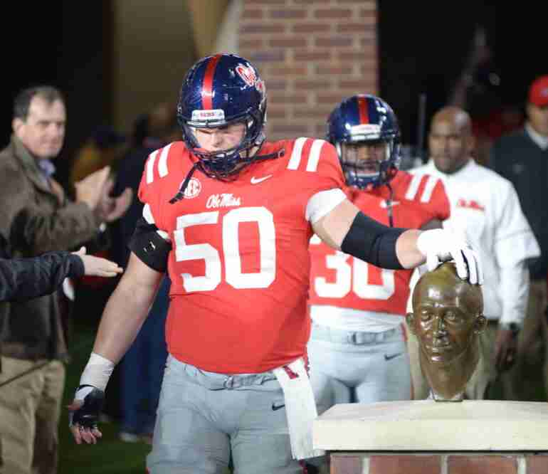 Sean Rawlings and Ole Miss offense look to pick up key SEC win over Arkansas