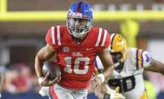 Ole Miss QB Ta'amu named to Watch List for 2018 Johnny Unitas Golden Arm Award