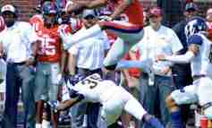 Gridiron Gallery: Ole Miss 38, Kent State 17