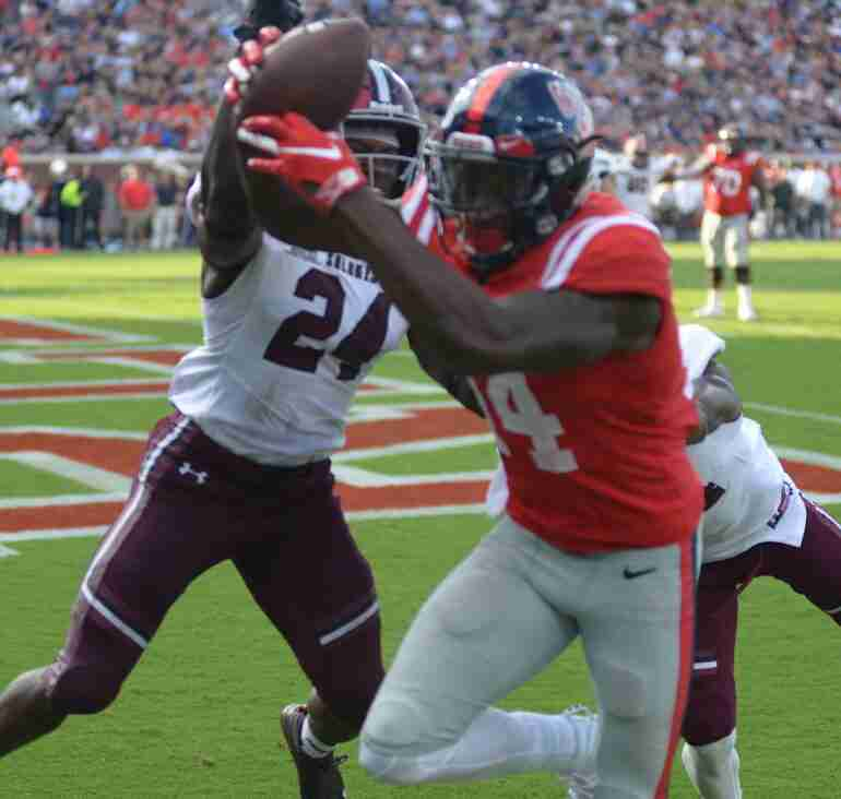 Notes from the Sideline: Ole Miss 76, Southern Illinois 41