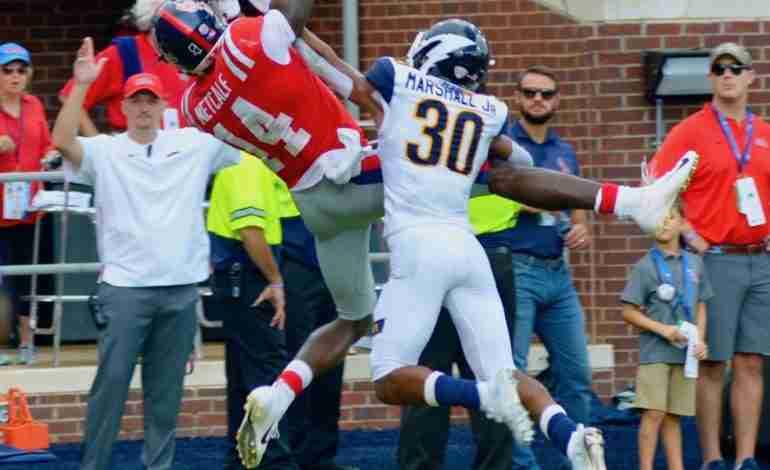 Game recap: Ole Miss defeats Kent State, 38-17