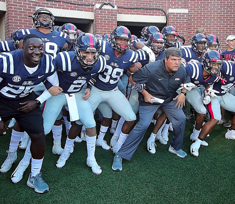 Homecoming game vs. ULM offers Rebels opportunity for resurgence