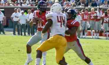 Ole Miss too much for Louisiana-Monroe on Rebels' recording-breaking Homecoming Day