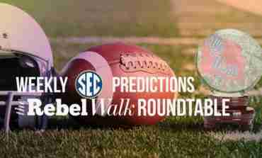Rebel Walk Roundtable: Week 11 Picks Around the SEC