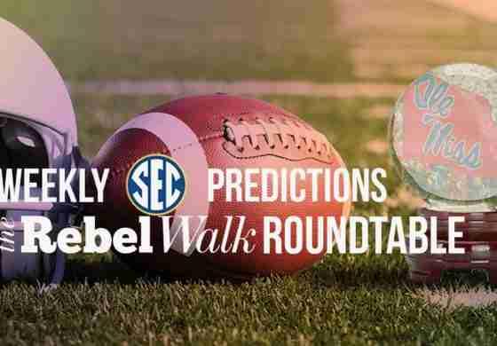 Rebel Walk Roundtable: Week 10 Picks Around the SEC