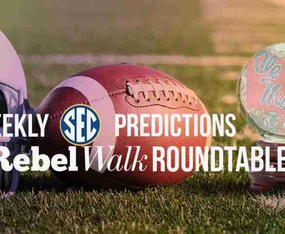 Rebel Walk Roundtable: Week 11 Picks Around the SEC