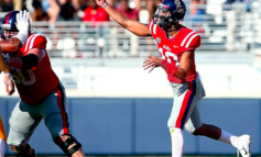 Jordan Ta'amu continues to rise up national ranks in ESPN Total QBR
