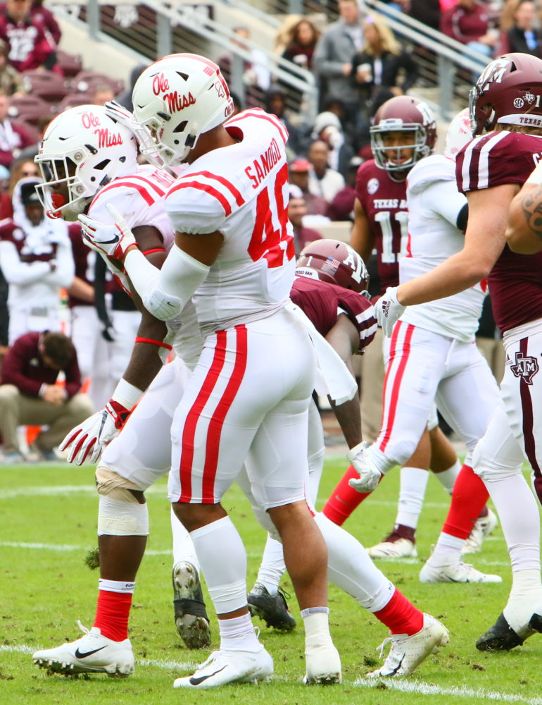 Postgame Points: Texas A&M 38, Ole Miss 24