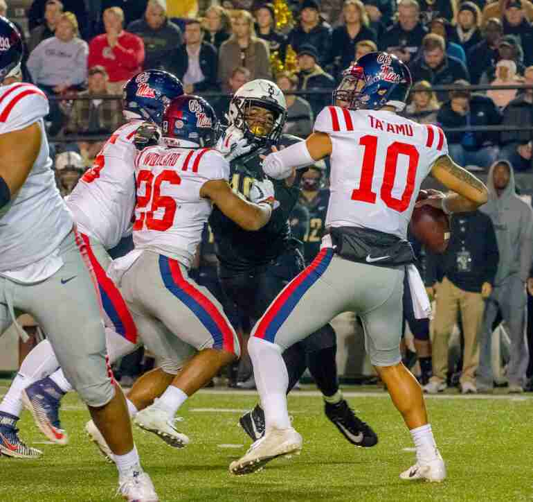 Ole Miss loses OT heartbreaker to Vandy, 36-29