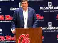 "Matt Luke addresses the media and Ole Miss fans: ""We will win here"""