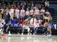 Five Rebels reach double figures as Ole Miss defeats San Diego, 93-86