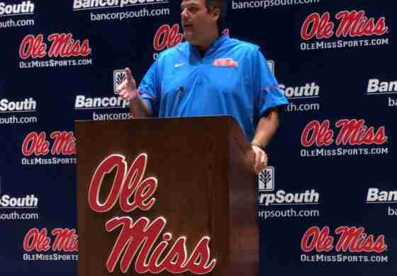 Everything Ole Miss head coach Matt Luke had to say at Monday's press conference