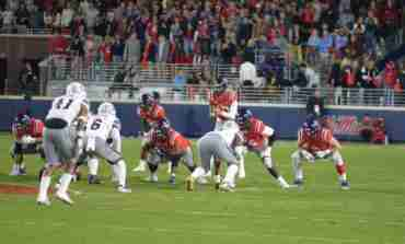 Rebels fall to State in Egg Bowl, 35-3