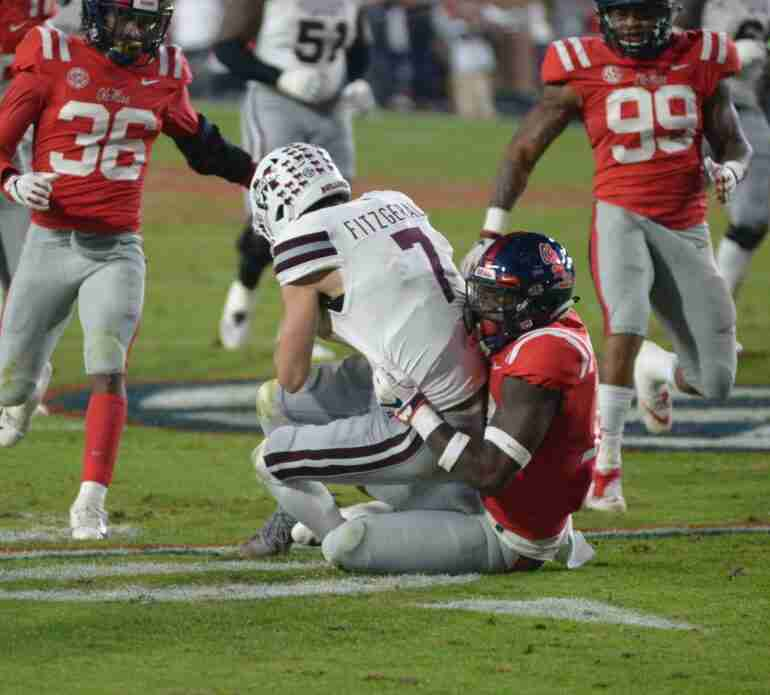 Postgame Points: Mississippi State 35, Ole Miss 3