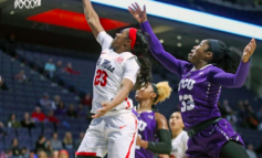 Ole Miss women's basketball drops close game to Horned Frogs, 55-50
