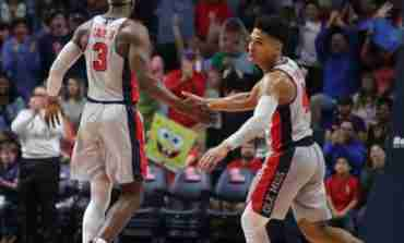 Huge second half gives Ole Miss eighth victory of the season
