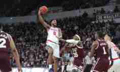 Freshman Hinson's 26 points lead Ole Miss past State in Starkville, 81-77